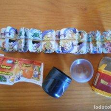 Brinquedos antigos e Jogos de coleção: HUEVO SORPRESA DOMINO DRAGON BALL Z (R2). Lote 247101995