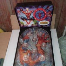 Juguetes antiguos y Juegos de colección: ANTIGUO PINBALL SPIDERMAN DE ROMA , SPAIN. Lote 248148365