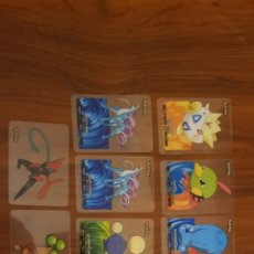 Juguetes antiguos y Juegos de colección: LOTE 59 POKÉMON LAMINCARDS. COLECCIÓN AÑOS 2005-2006. Lote 248811830