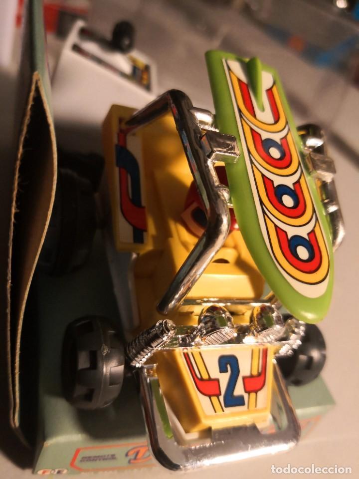 Juguetes antiguos y Juegos de colección: COCHE VINTAGE ANTIGUO DUNE BUGGY CONTROL REMOTO MADE IN HONG KONG - Foto 6 - 250265425