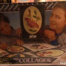 Juguetes antiguos y Juegos de colección: MIS COLLAGES -FEBER-TRABAJITOS FEBER-AÑOS 80-1854 3. Lote 251341430