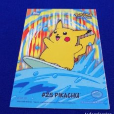 Jouets Anciens et Jeux de collection: CARTA POKEMON - TRADING CARDS TOPPS - 2000 - SERIE 2 - Nº 25 PIKACHU. Lote 251954620