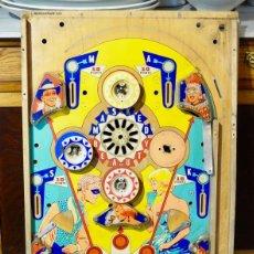 Juguetes antiguos y Juegos de colección: PARTE DE UN PINBALL. Lote 253097555