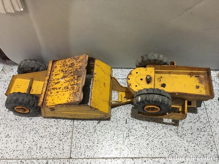 Juguetes antiguos y Juegos de colección: mototralla rico metal - Foto 4 - 253248160