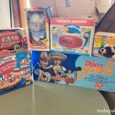 Juguetes antiguos y Juegos de colección: LOTE DE JUGUETES AÑOS 80/90. Lote 253310695