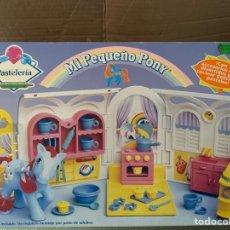 Brinquedos antigos e Jogos de coleção: MI PEQUEÑO PONY PASTELERIA NUEVO A ESTRENAR. Lote 253328120