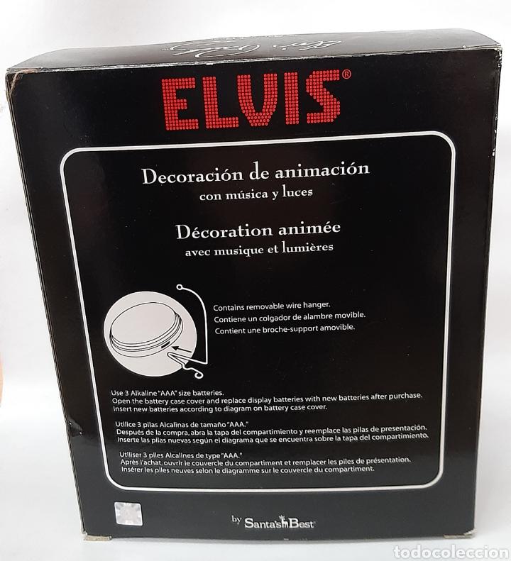 Juguetes antiguos y Juegos de colección: Elvis Presley wiht musical and light by santas best - Foto 2 - 253470190