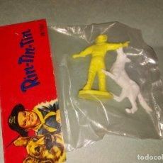 Brinquedos antigos e Jogos de coleção: DE RIN TIN TIN Y EL CABO RUSTY - EMIROBER - AÑOS 70. Lote 268864889
