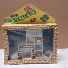 Juguetes antiguos y Juegos de colección: MINI HOGAR LISSI DE GUILLEM Y VICEDO N°22. Lote 258182100