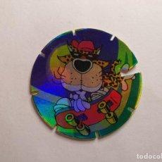 Juguetes antiguos y Juegos de colección: TAZO MATUTANO - SPORT CHESTER - SUPER TAZO FLASH - Nº 25. Lote 261787105