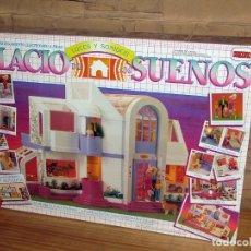 Giocattoli antichi e Giochi di collezione: ANTIGUO PALACIO DE LOS SUEÑOS - COMANSI Y BLUE BOX - NUEVO Y PRECINTADO - AÑOS 80. Lote 262245790