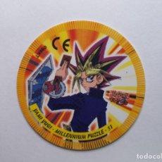 Giocattoli antichi e Giochi di collezione: TAZO YUGIOH YU-GI-OH! GIGAN TAZO TAZO GIGANTE GRANDE - Nº 51. Lote 262390465