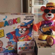 Juguetes antiguos y Juegos de colección: OSITO KARAOKE.. Lote 263066465