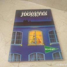 Jouets Anciens et Jeux de collection: IMPRESIONANTE ANTIGUO CATALOGO JUGUETES EL CORTE INGLÉS 1983-84 AIRGAM BOYS ETC. Lote 263538695