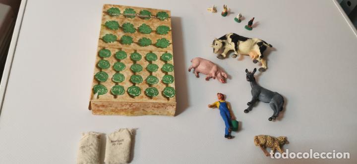 Juguetes antiguos y Juegos de colección: Granja Hausser Felp MODELO 2002 AÑOS 60 - Foto 2 - 267239094