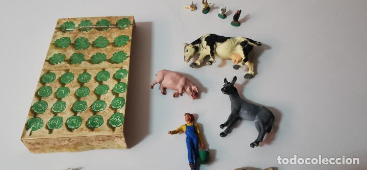 Juguetes antiguos y Juegos de colección: Granja Hausser Felp MODELO 2002 AÑOS 60 - Foto 5 - 267239094