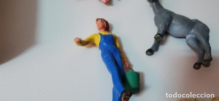 Juguetes antiguos y Juegos de colección: Granja Hausser Felp MODELO 2002 AÑOS 60 - Foto 6 - 267239094