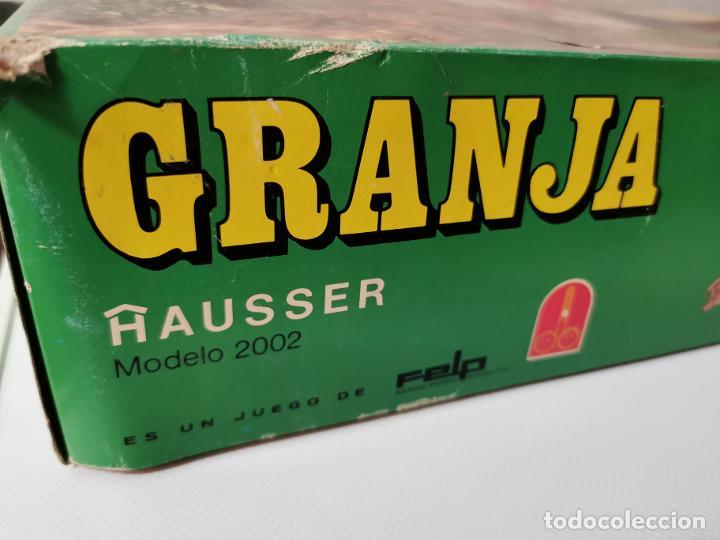 Juguetes antiguos y Juegos de colección: Granja Hausser Felp MODELO 2002 AÑOS 60 - Foto 11 - 267239094