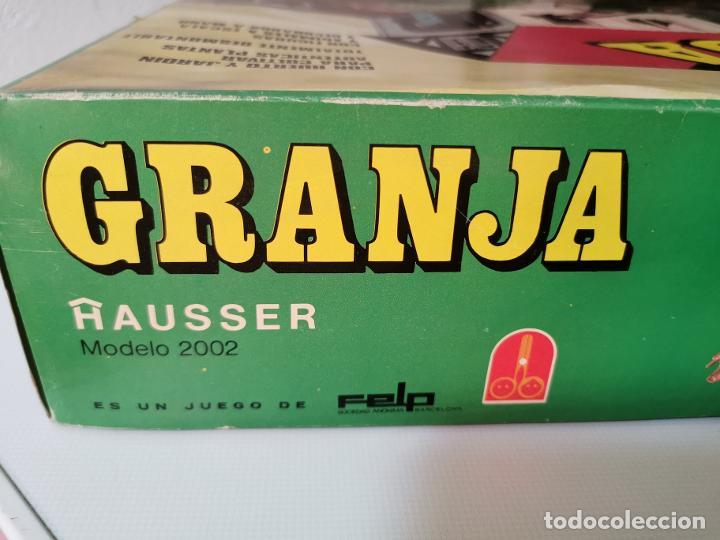 Juguetes antiguos y Juegos de colección: Granja Hausser Felp MODELO 2002 AÑOS 60 - Foto 15 - 267239094