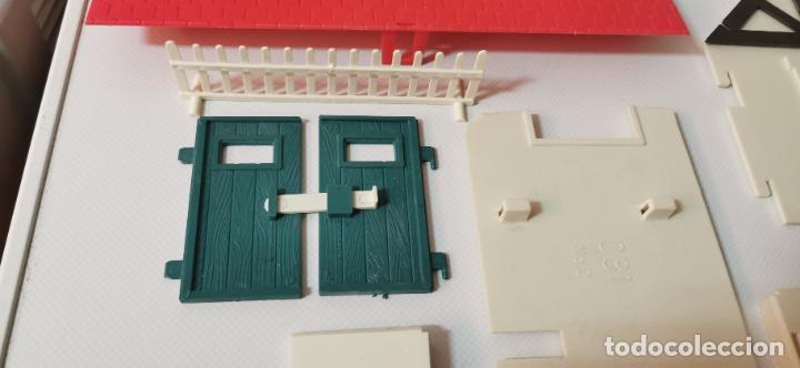 Juguetes antiguos y Juegos de colección: Granja Hausser Felp MODELO 2002 AÑOS 60 - Foto 26 - 267239094