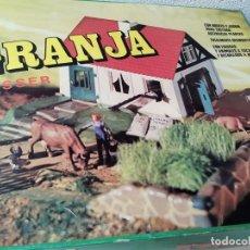 Juguetes antiguos y Juegos de colección: GRANJA HAUSSER FELP MODELO 2002 AÑOS 60. Lote 267239094