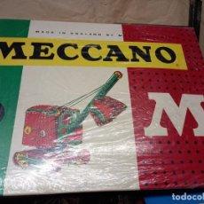 Jouets Anciens et Jeux de collection: MECCANO CAJA N.5 SIN ABRIR PRECINTADA. Lote 267847429