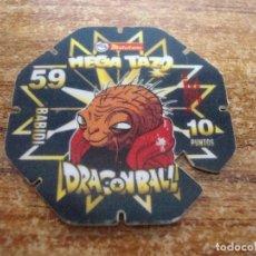 Brinquedos antigos e Jogos de coleção: TAZO DRAGON BALL Z MATUTANO Nº 59. Lote 268986824