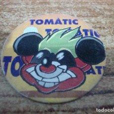 Juguetes antiguos y Juegos de colección: TAZO CLUB SUPER TRES Nº 6. Lote 269212963