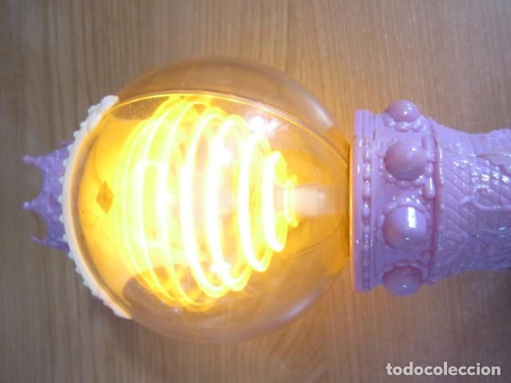 Juguetes antiguos y Juegos de colección: juguete varita disney princesas con luz - Foto 5 - 269353468