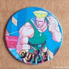 Juguetes antiguos y Juegos de colección: TAZO Nº 26 GUILE CHICLES VIDAL STREET FIGHTER II.. Lote 270904858