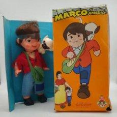 Jouets Anciens et Jeux de collection: MUÑECO MARCO Y AMEDIO. Lote 270908118