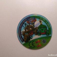 Giocattoli antichi e Giochi di collezione: TAZO POKEMON -- AÑO 2002 -- POKEMON TAZOS LEAGUE 2 -- MATUTANO - ESPAÑA -- Nº 1 VS 74. Lote 272893543