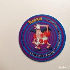 Giocattoli antichi e Giochi di collezione: TAZO POKEMON -- AÑO 2000 -- POKEMON TAZO 2 -- MATUTANO - ESPAÑA -- Nº 128. Lote 273119728