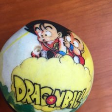 Juguetes antiguos y Juegos de colección: DRAGON BALL PELOTA BALON PEQUEÑO ORIGINAL ANTIGUO AÑOS 90. Lote 276288038