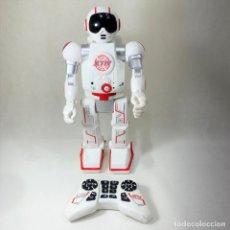 Jouets Anciens et Jeux de collection: ROBOT XTR SPY ROBOT + MANDO - 34 CM - FUNCIONA. Lote 276463523