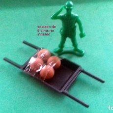 Juguetes antiguos y Juegos de colección: FIGURAS Y SOLDADITOS PARA DIFERENTES CTMS -14507. Lote 276774938