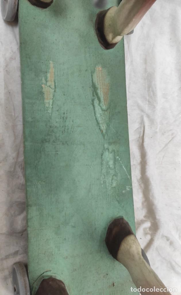 Juguetes antiguos y Juegos de colección: Caballo de juguete de cartón piedra, hacia 1950. Fabricante: Antonio Penas Sardà. - Foto 9 - 277728058