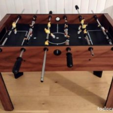 Juguetes antiguos y Juegos de colección: FUTBOLÍN. ALTURA 71CM - CAJA 88 X 51. Lote 285625133