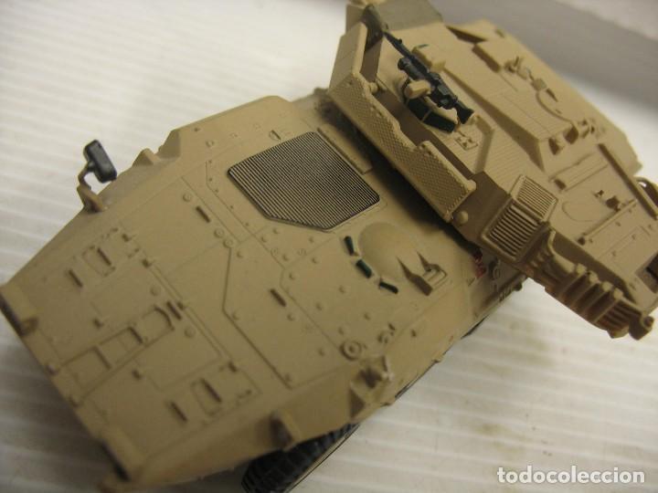 Juguetes antiguos y Juegos de colección: tanque militar mide 12 cm. con el cañon desconosco marca - Foto 2 - 286515178