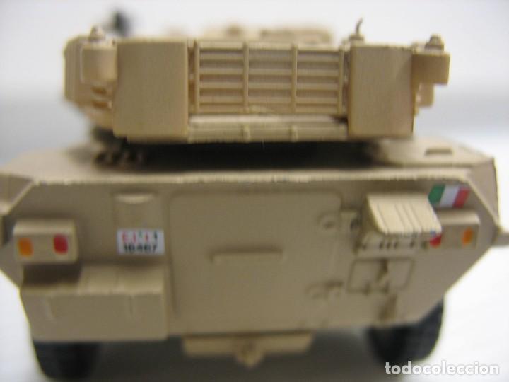 Juguetes antiguos y Juegos de colección: tanque militar mide 12 cm. con el cañon desconosco marca - Foto 3 - 286515178