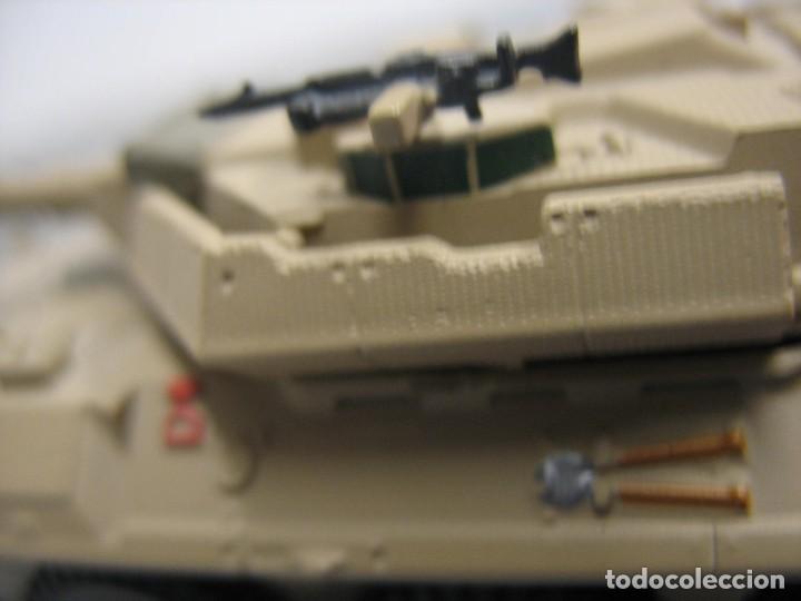 Juguetes antiguos y Juegos de colección: tanque militar mide 12 cm. con el cañon desconosco marca - Foto 5 - 286515178