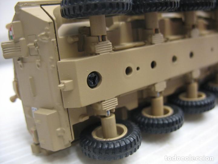 Juguetes antiguos y Juegos de colección: tanque militar mide 12 cm. con el cañon desconosco marca - Foto 7 - 286515178
