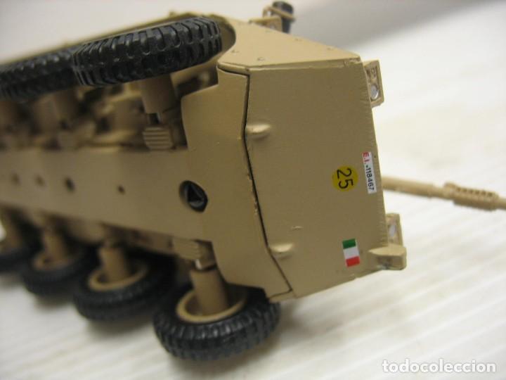 Juguetes antiguos y Juegos de colección: tanque militar mide 12 cm. con el cañon desconosco marca - Foto 8 - 286515178