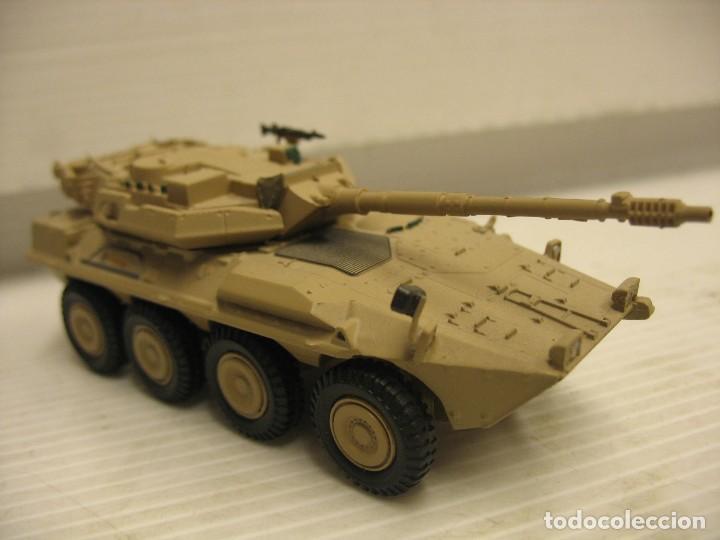 Juguetes antiguos y Juegos de colección: tanque militar mide 12 cm. con el cañon desconosco marca - Foto 11 - 286515178