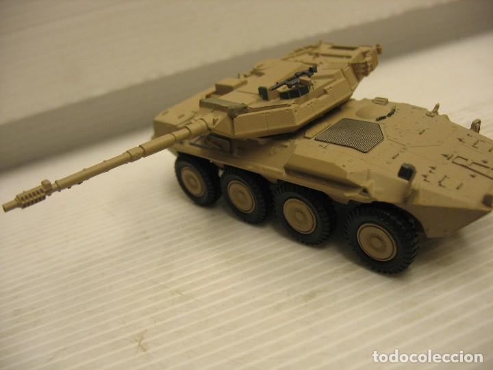 Juguetes antiguos y Juegos de colección: tanque militar mide 12 cm. con el cañon desconosco marca - Foto 14 - 286515178