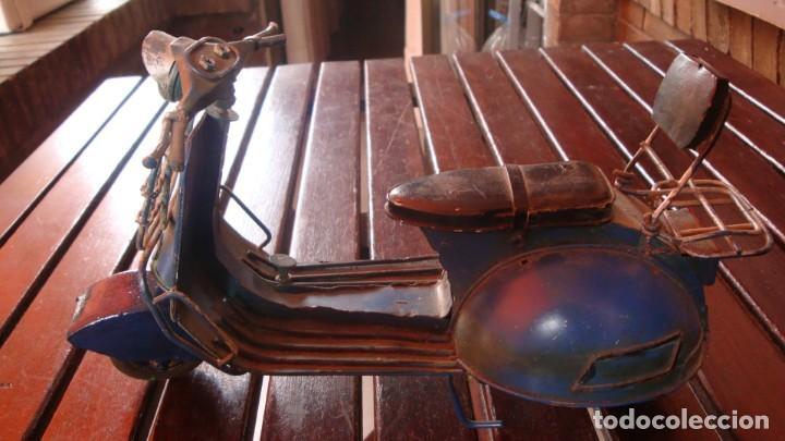 Juguetes antiguos y Juegos de colección: VESPA - Foto 3 - 286647793