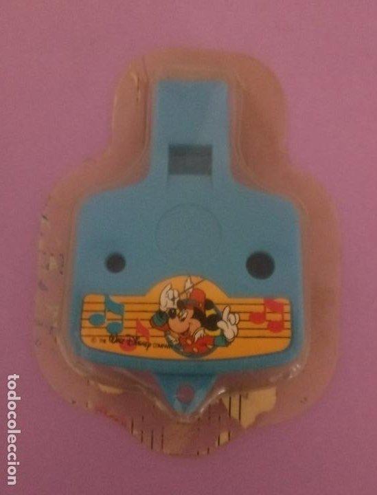 Juguetes antiguos y Juegos de colección: MICKEY BAND - PIPER - WALT DISNEY - BONTEMPI - ITALIA - Foto 2 - 287210448
