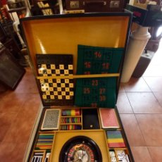 Juguetes antiguos y Juegos de colección: MALETÍN DE JUEGO. Lote 287468793