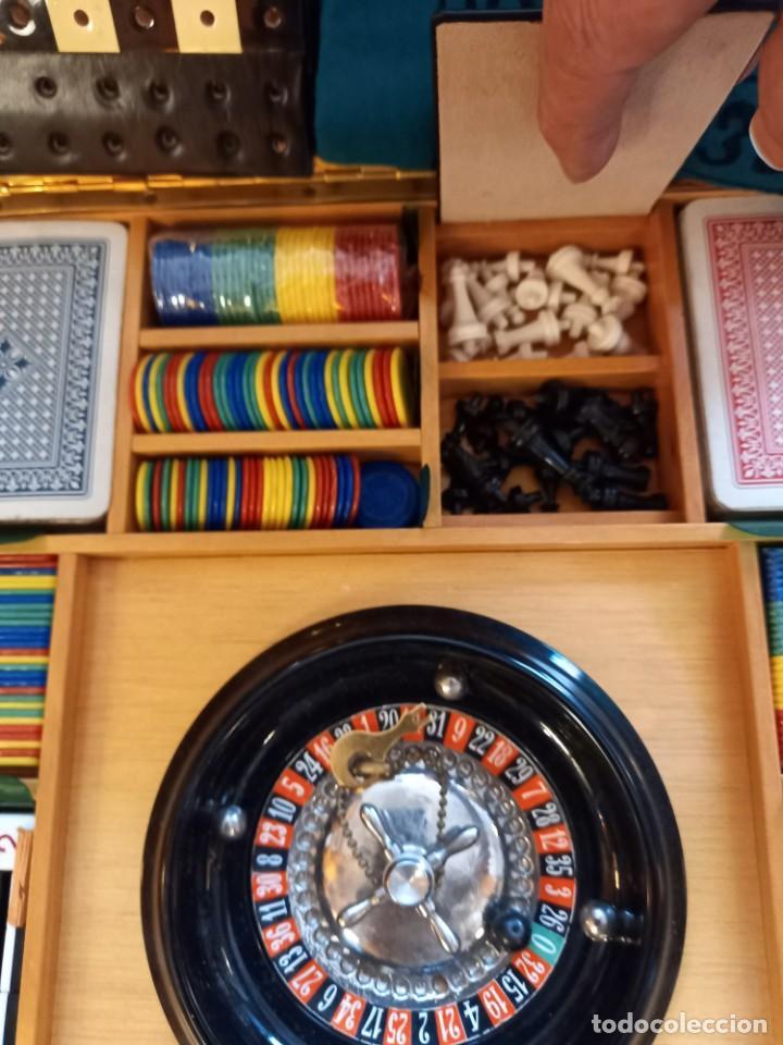Juguetes antiguos y Juegos de colección: MALETÍN DE JUEGO - Foto 3 - 287468793