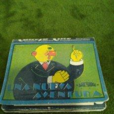 Juguetes antiguos y Juegos de colección: CALLEJA CINE PELÍCULAS EN COLORES UNA NUEVA AVENTURA. REF-4557. Lote 288009838